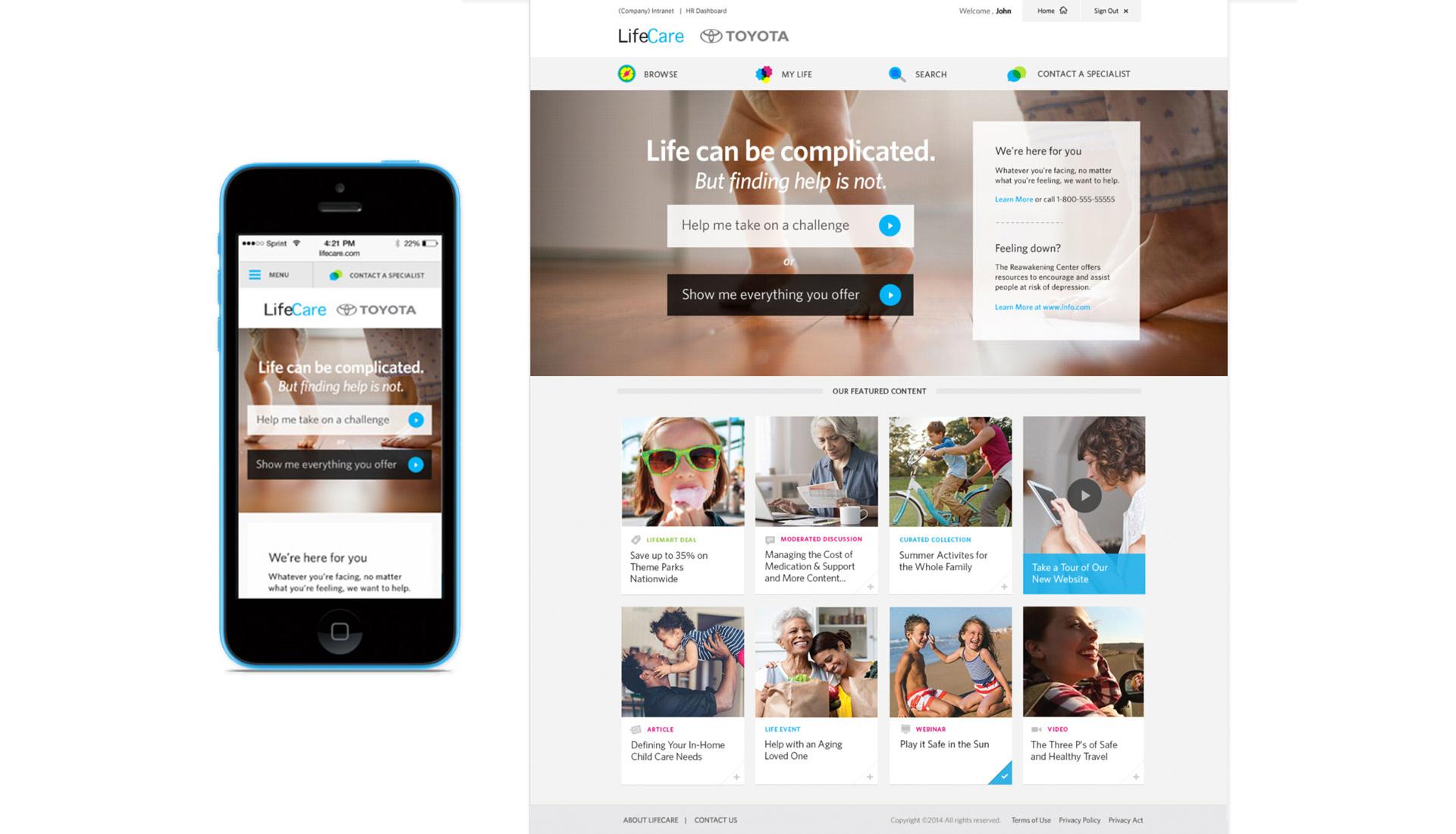member-site-redesign